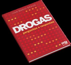 Livro Drogas perguntas e respostas - Ivan Mario Braun